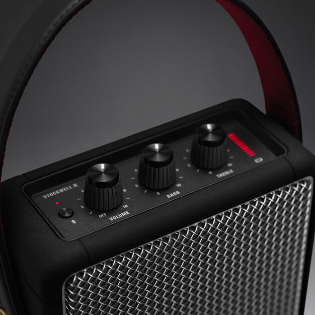 Marshall Stockwell II Portable Bluetooth Speaker in color