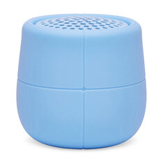 Lexon Mino X Waterproof Speaker in color Light Blue