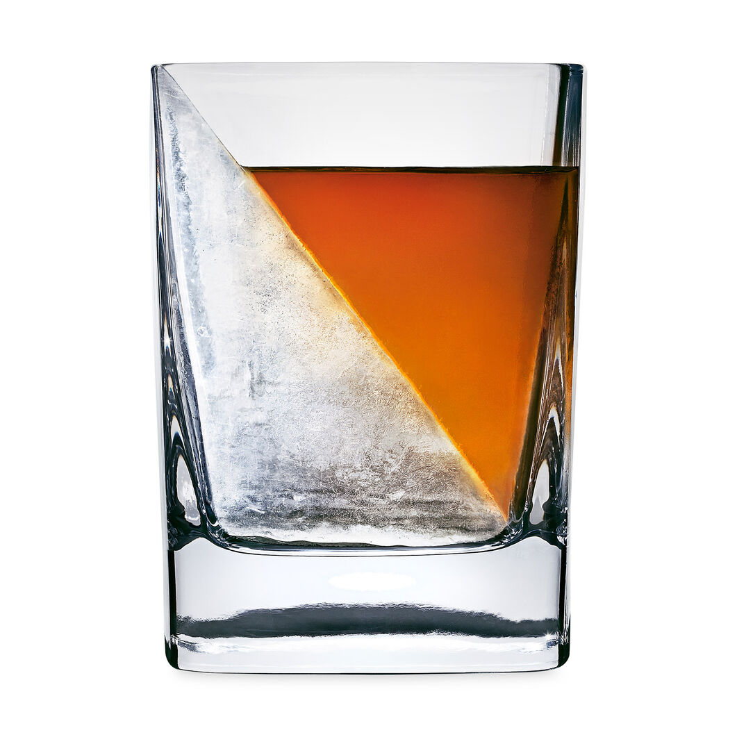 Whiskey Wedge in color