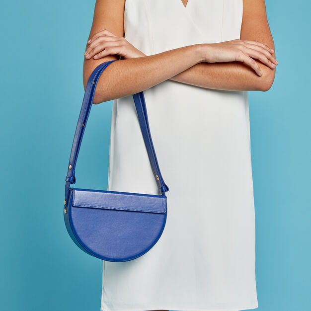 Audette Nuit Bag in color Blue
