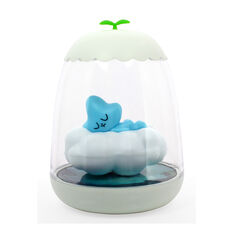 Petite Akio Cloud Night Light in color