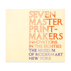 Seven Master Printmakers (PB) in color