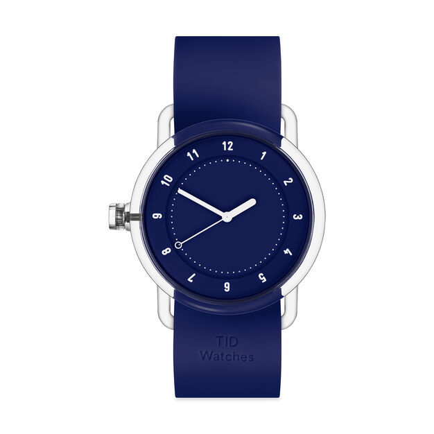 TID Watch No. 3 in color Blue