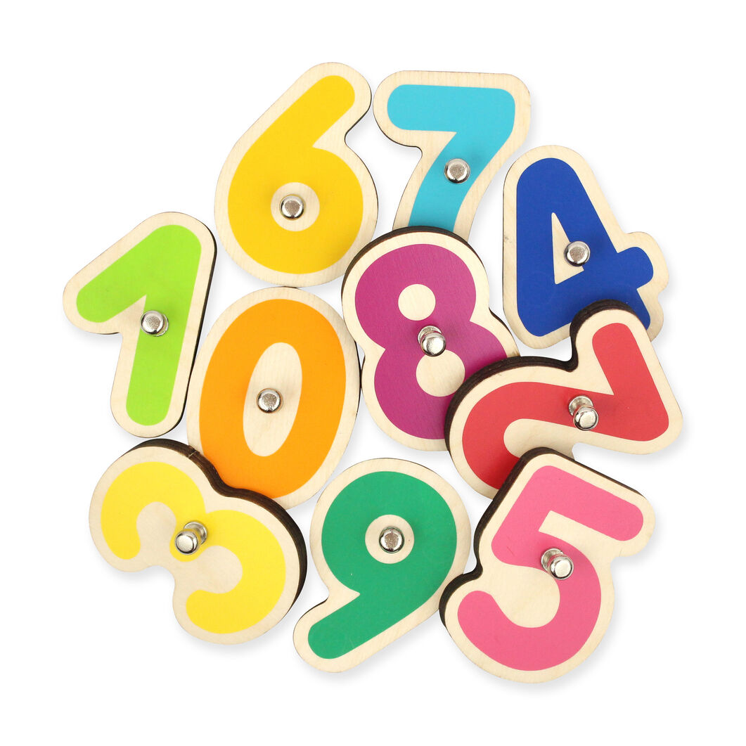 Smart Numbers in color