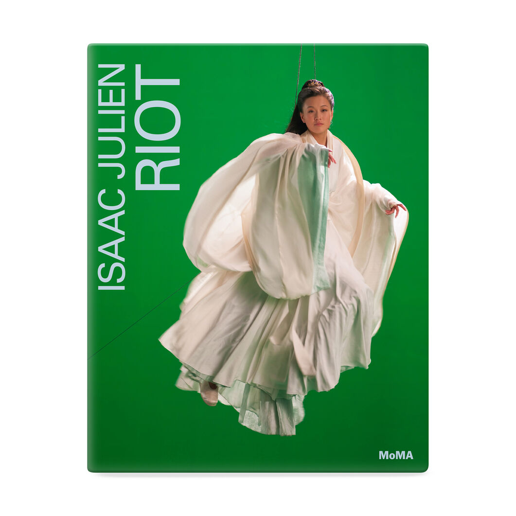 Isaac Julien: Riot in color