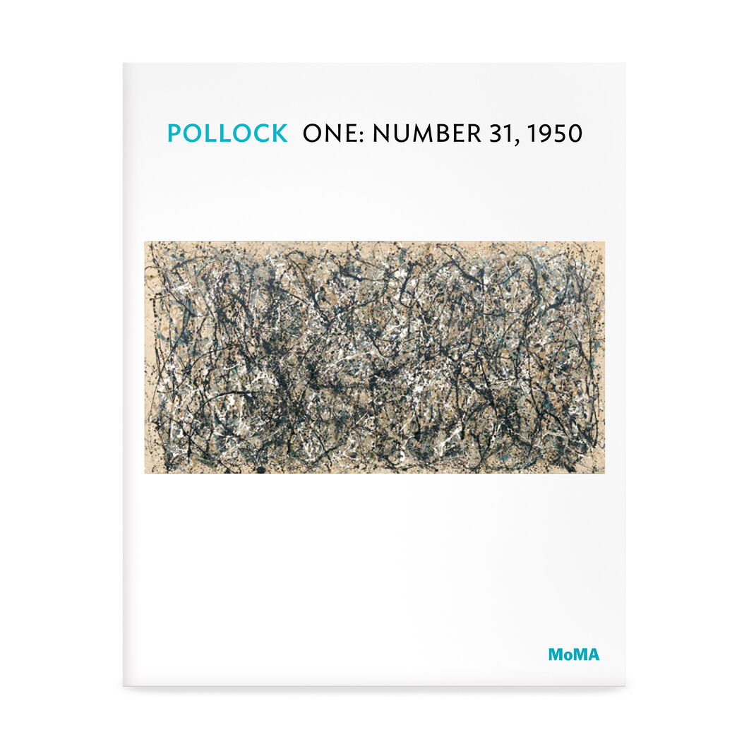 Pollock: One: Number 31  1950 in color