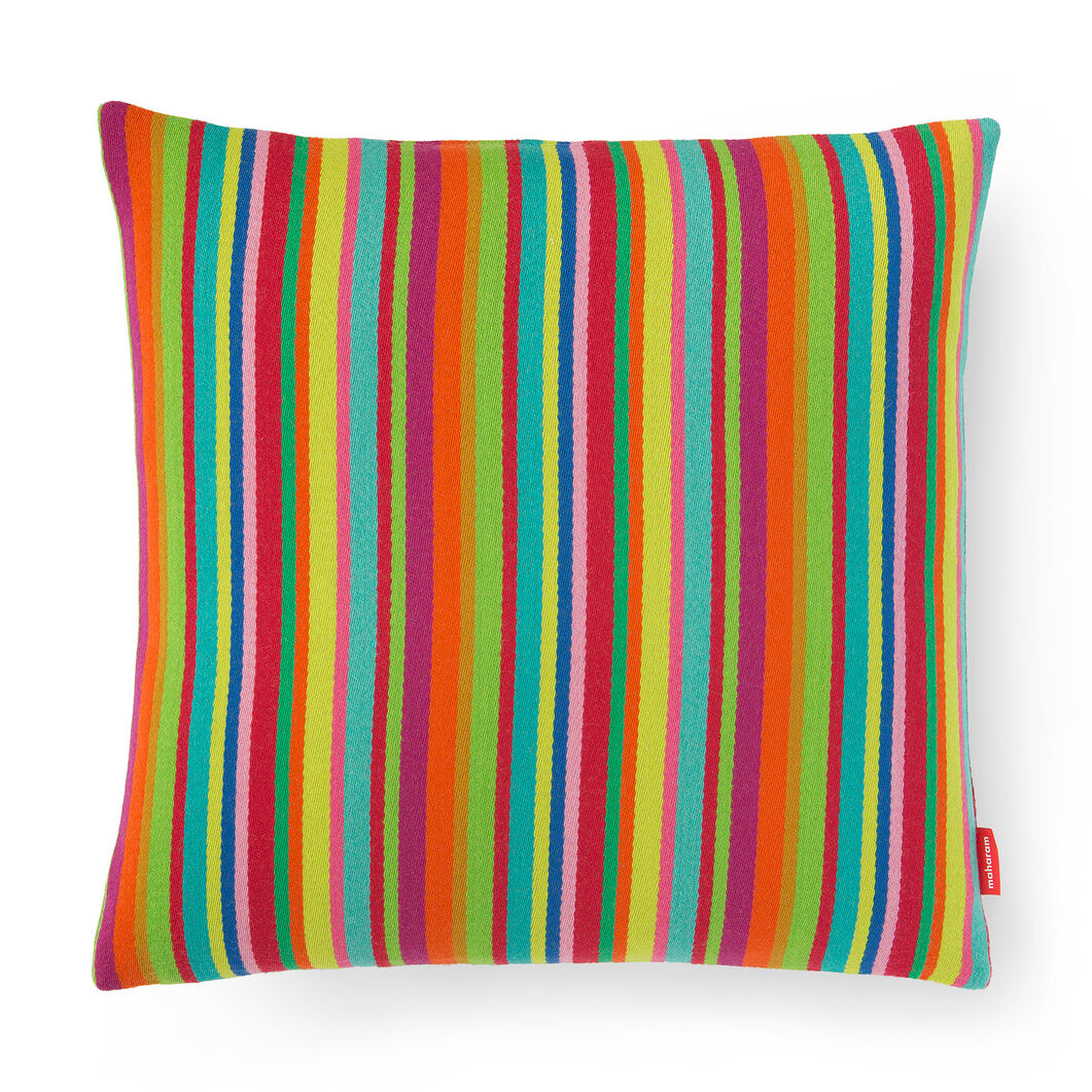 Maharam Millerstripe Pillow in color