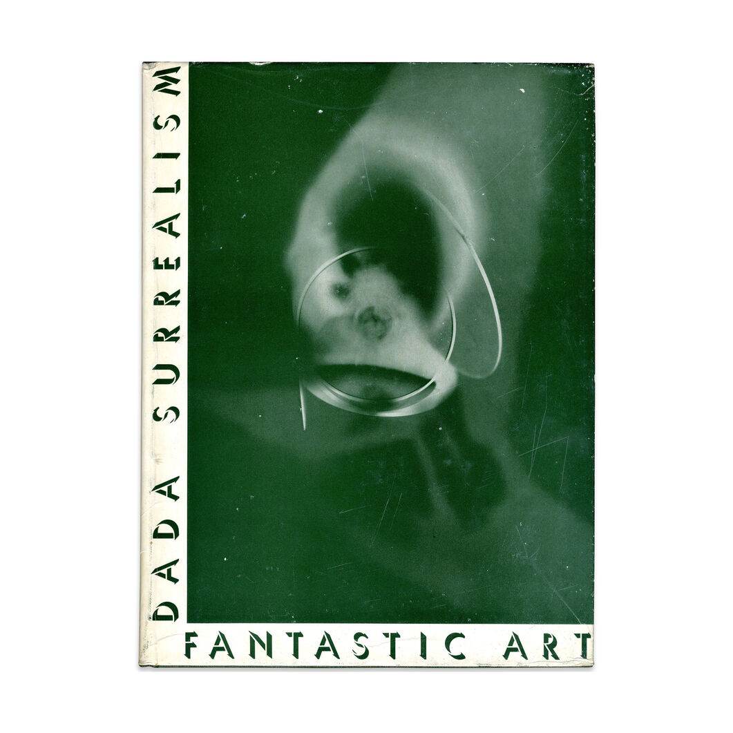 Fantastic Art, Dada, and Surrealism (2nd Edition) - Hardcover in color