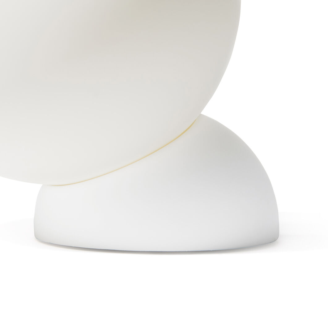 Cantilever Table Lamp in color Snow