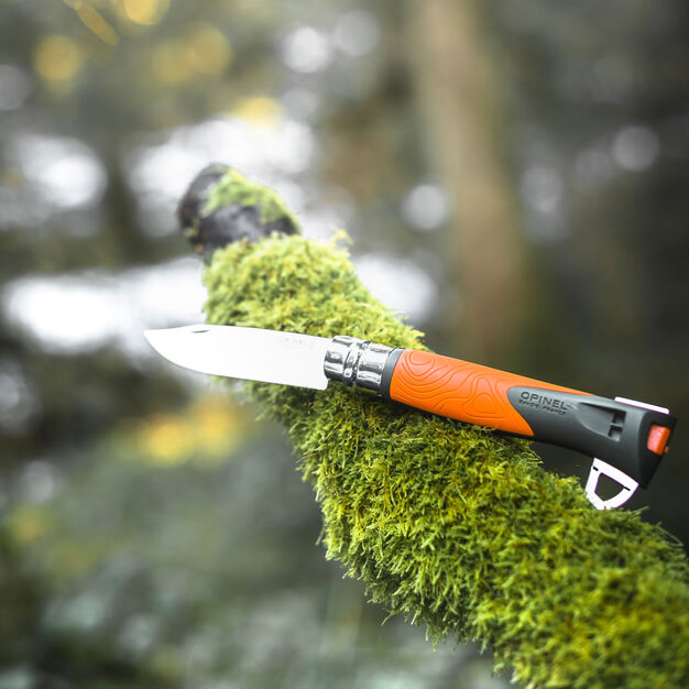 Opinel Explore Folding Knife No.12 in color