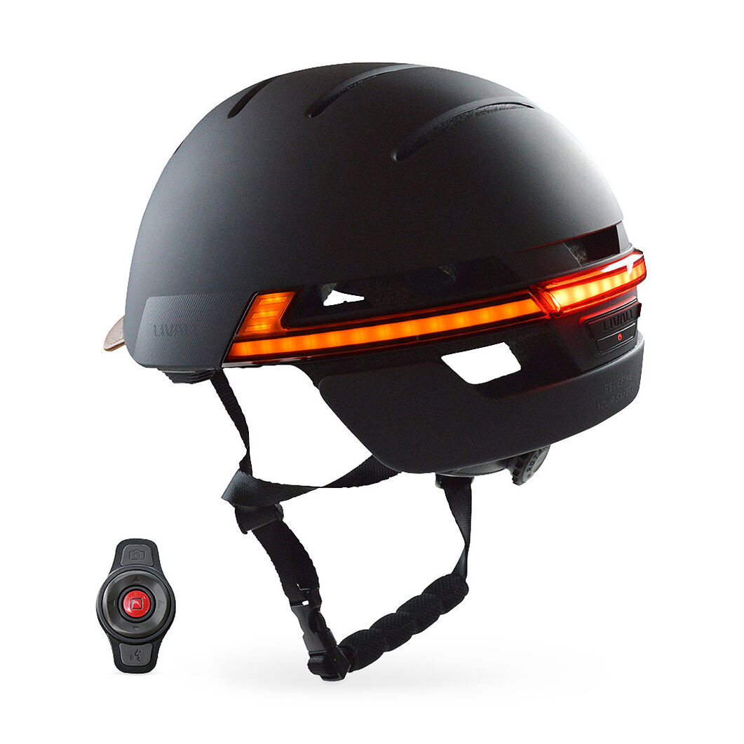 Smart Bike Helmet in color