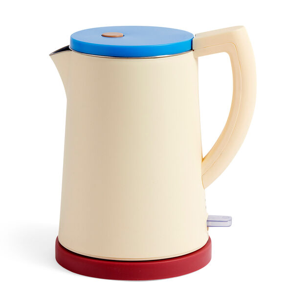 HAY George Sowden Electric Kettle in color Yellow