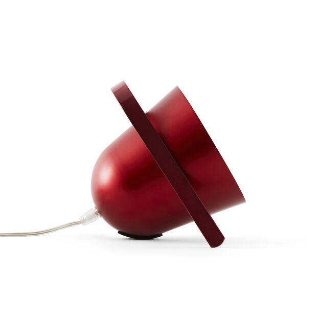 <div>Elmetta Lamp</div> in color Red