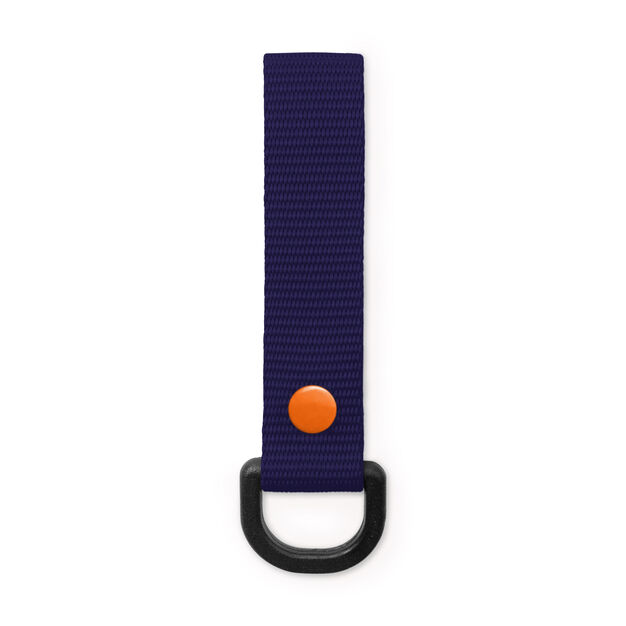 Riga Keychain in color Blue