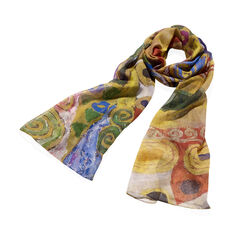 Klimt Scarf in color