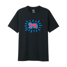 UNIQLO Keith Haring Radiant Baby T-Shirt in color