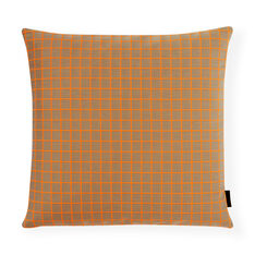 Bright Grid Safety Pillow in color