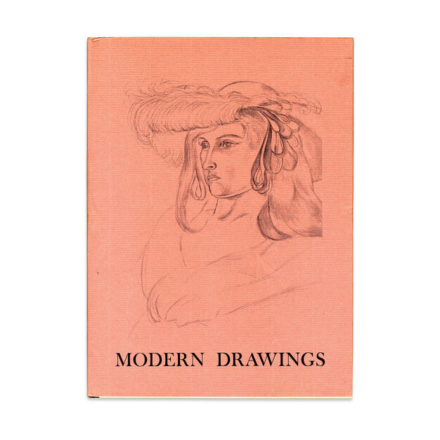 Modern Drawings (2nd Printing) - Hardcover in color