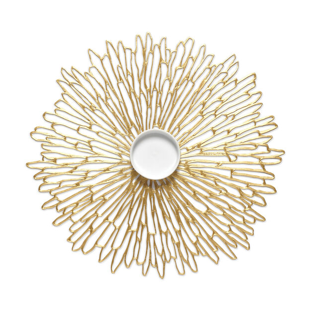 Chilewich Bloom Placemat in color Gold