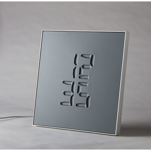 Etch Clock in color