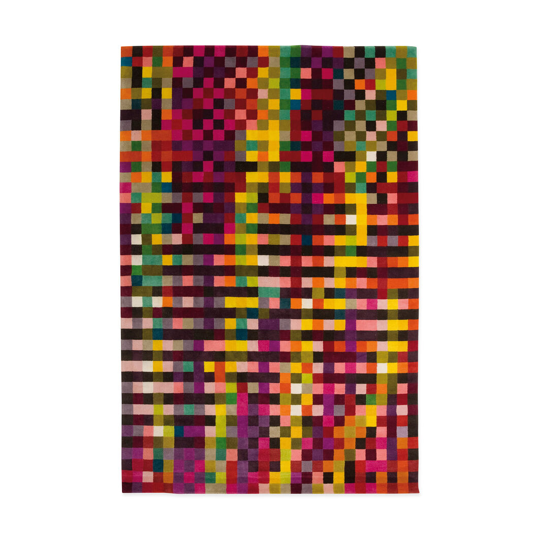 Nanimarquina Digit 1 Rug in color Multi