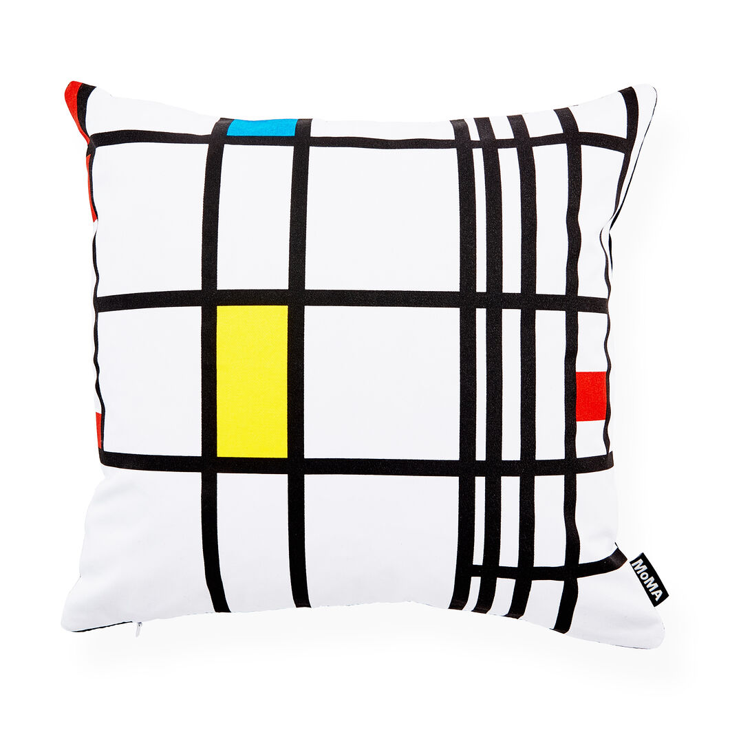 Mondrian Pillow Case in color