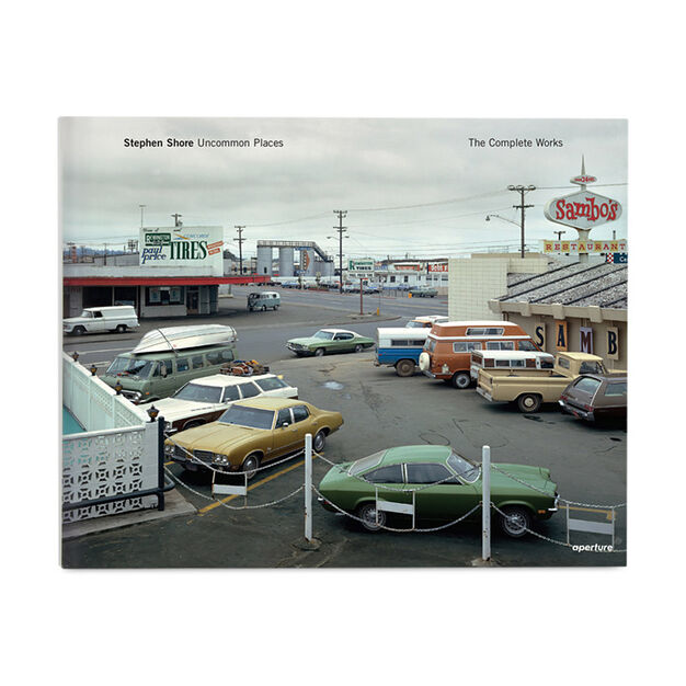 Stephen Shore: Uncommon Places in color