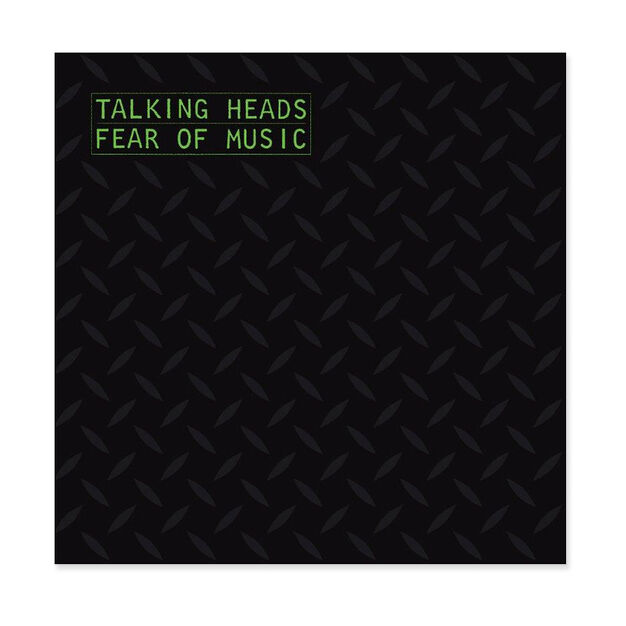 Talking Heads: Fear of Music Vinyl Record in color