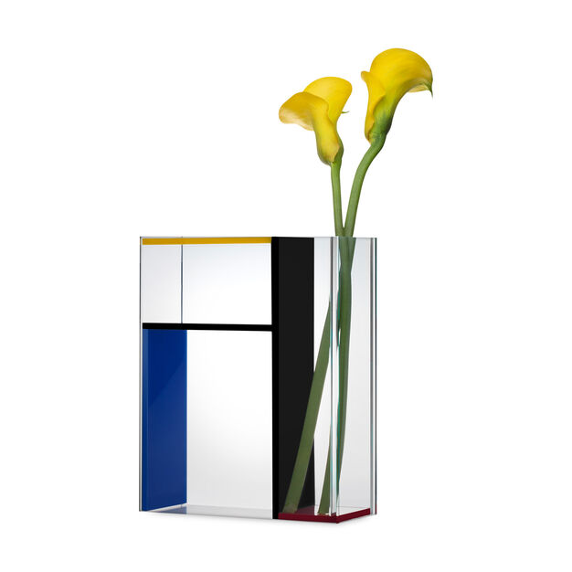 Mondri Vase in color Primary