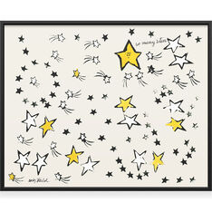 Warhol: So Many Stars Framed Print 8x10 in color