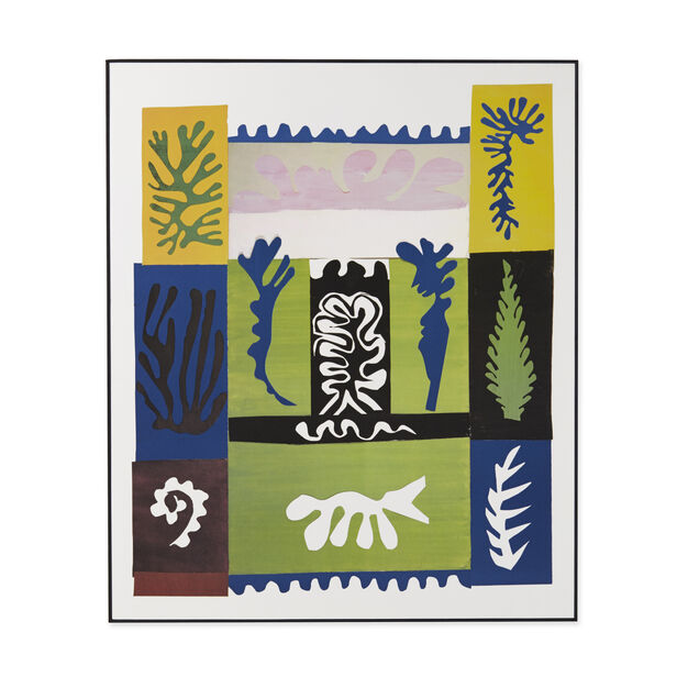 Matisse: Amphitrite Framed Print in color
