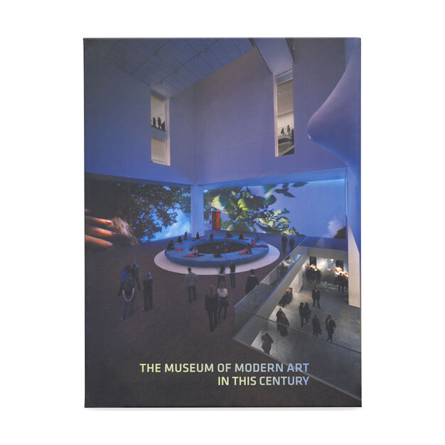 The Museum of Modern Art in This Century (PB) in color