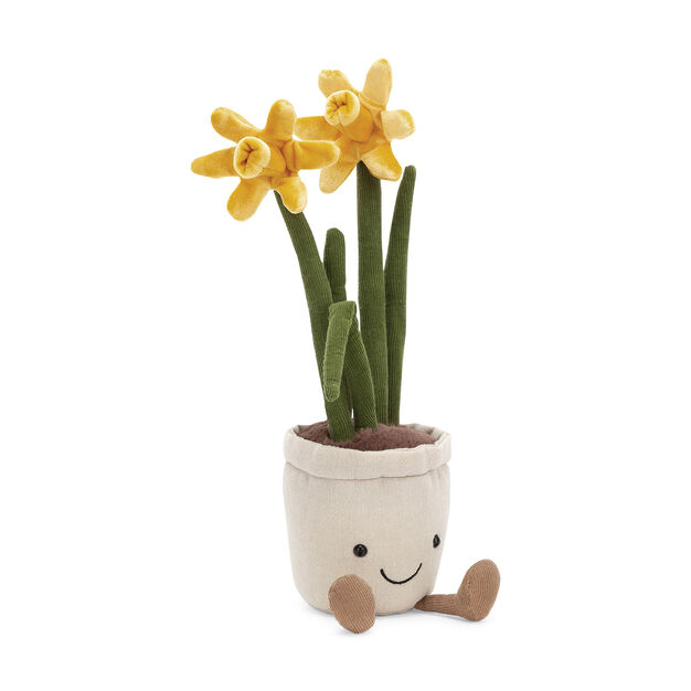 Plush Flower Plant in color Yellow