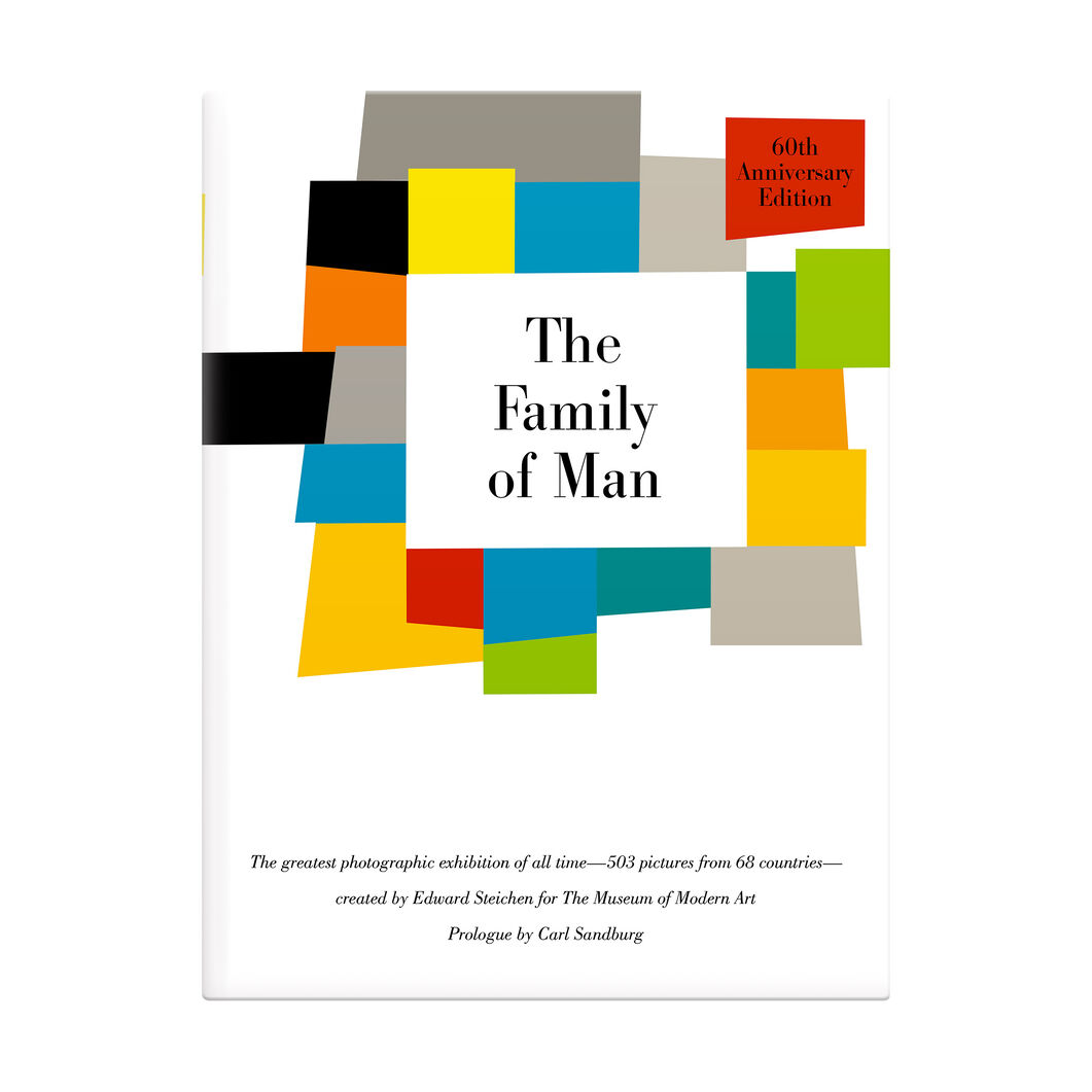 The Family of Man: 60th Anniversary Edition - Hardcover in color