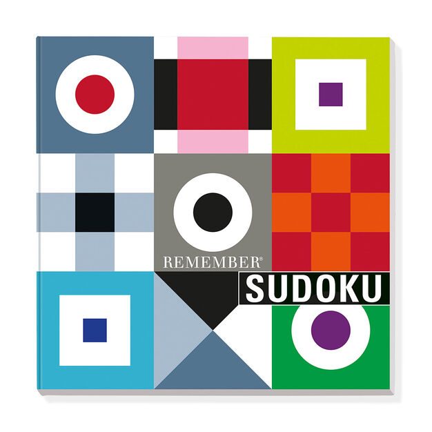 Sudoku Board Game in color
