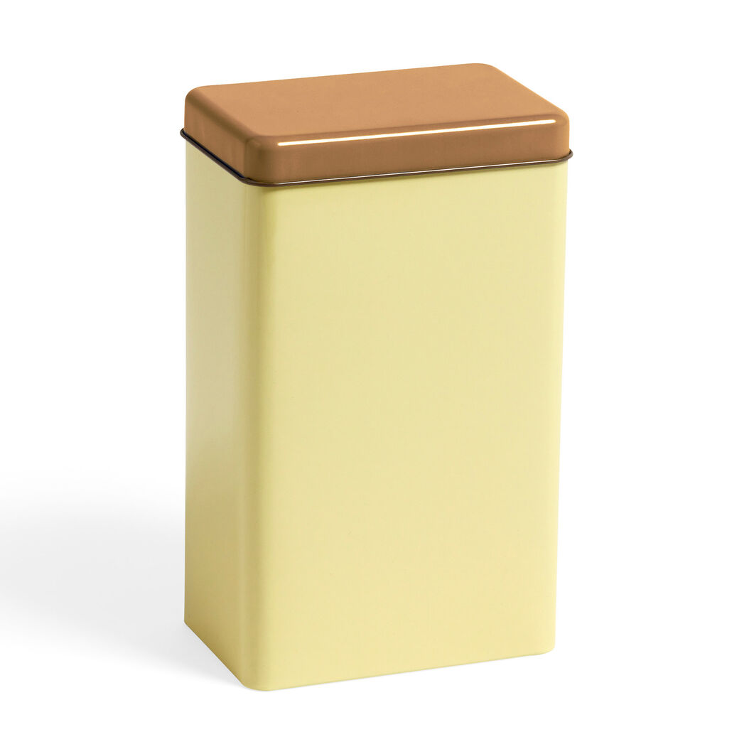 HAY Sowden Tins in color Yellow