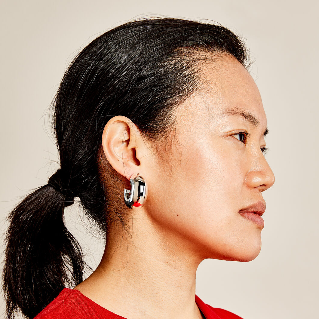 Uncommon Matters Beam Earrings in color