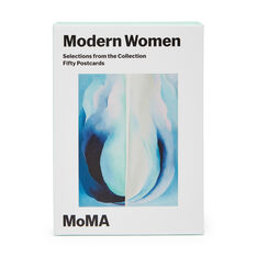 Modern Women Postcard Set in color