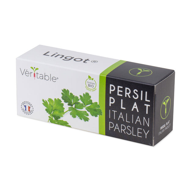 Veritable® Smart Indoor Garden Lingots® in color Italian Parsley