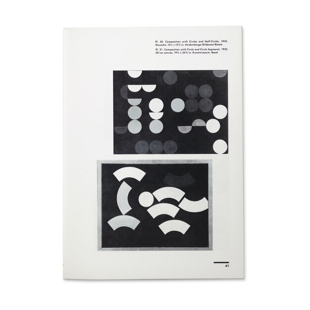 Sophie Taeuber-Arp - Paperback in color