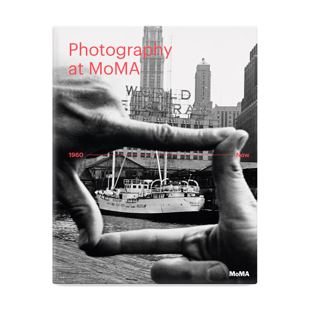 Photography at MoMA: 1960 to Now in color