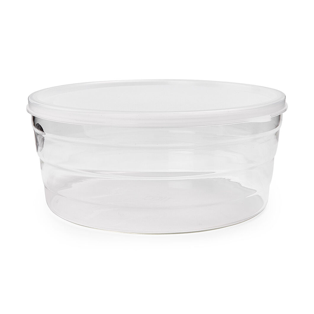 Round Nesting Glass Storage Containers Moma Design Store