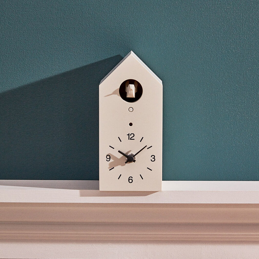 Cuckoo Clock in color