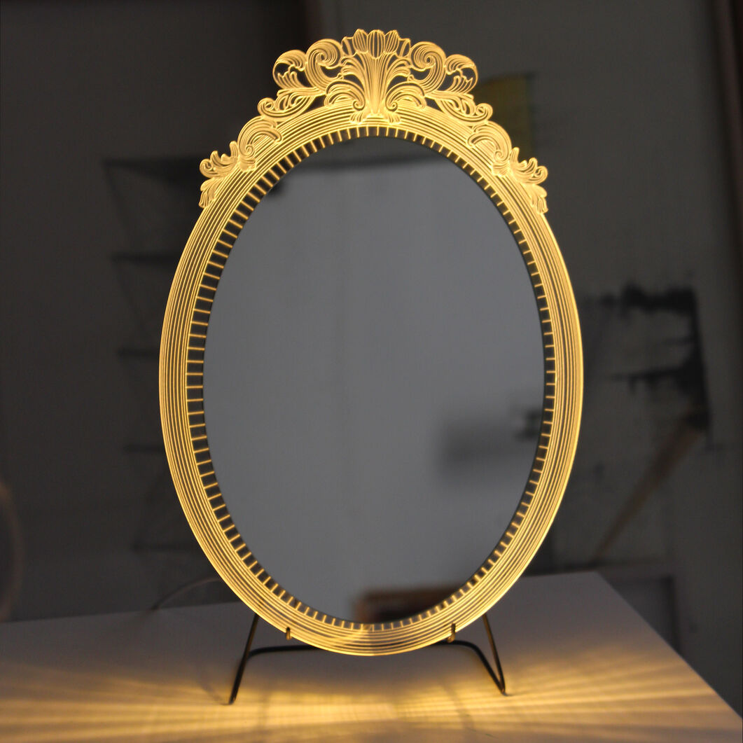 Marra Mirror in color Clear