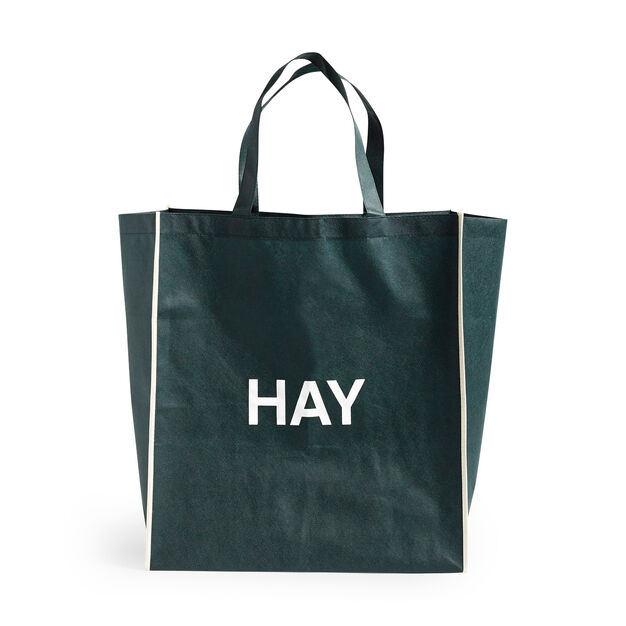 HAY Shopping Bag in color Green