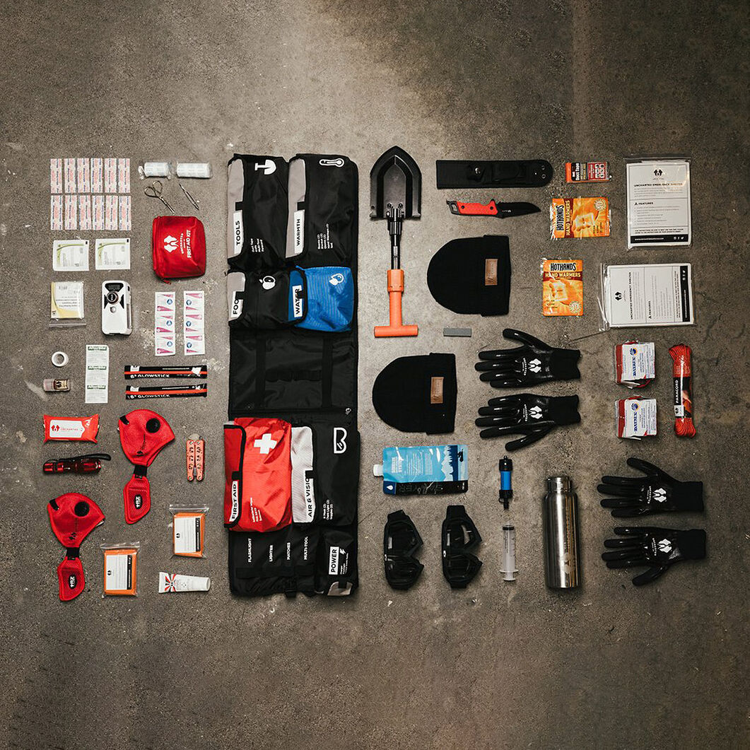 Uncharted Supply Co Seventy2 Pro Readiness Kit in color
