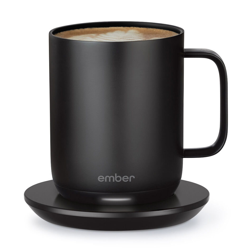 Ember Ceramic Smart Mug 2.0 in color Black