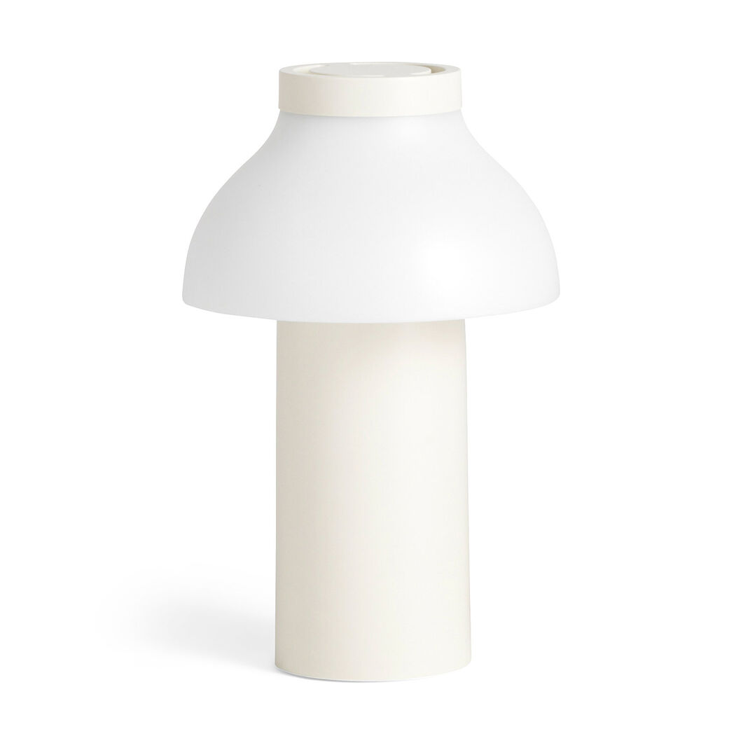 HAY PC Portable Lamps in color White