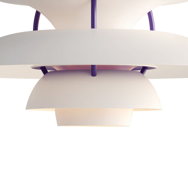 PH 5 Hanging Lamp in color Classic White