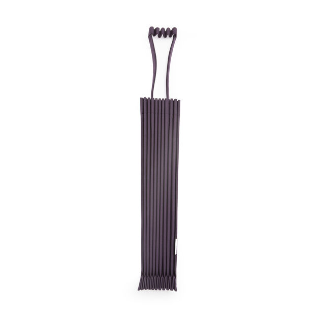 me ISSEY MIYAKE Trunk Pleats Bag in color Iron Gray